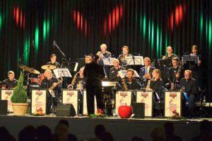 Konzert der Euregio Bigband @ Bürgerhalle | Gronau (Westfalen) | Nordrhein-Westfalen | Deutschland