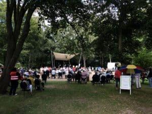 Sommer an der Waldbühne @ Waldbühne auf dem LAGA-Gelände (neben der Pyramide) | Gronau (Westfalen) | Nordrhein-Westfalen | Deutschland