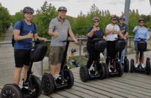 Segway-Touren im Dreiländereck @ Treffpunkt: Kletterturm auf dem LAGA-Gelände am rock'n'popmuseum | Gronau (Westfalen) | Nordrhein-Westfalen | Deutschland