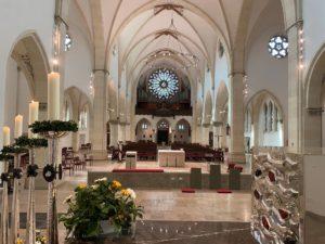 Altarweihe mit großem Gemeindefest @ St. Antonius Kirche Gronau | Gronau (Westfalen) | Nordrhein-Westfalen | Deutschland