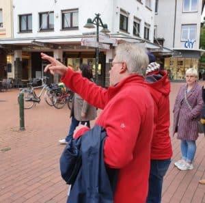 Öffentliche Stadtführung durch Gronau @ Treffpunkt: Dampflok Bahnhofsvorplatz Gronau | Gronau (Westfalen) | Nordrhein-Westfalen | Deutschland