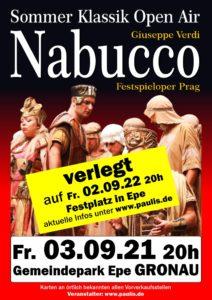 NABUCCO - Sommer Klassik Open Air @ Festplatz in Epe   Borken   Nordrhein-Westfalen   Deutschland