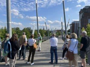 Öffentliche Stadtführung durch Gronau @ Treffpunkt: Dampflok Bahnhofsvorplatz Gronau   Gronau (Westfalen)   Nordrhein-Westfalen   Deutschland