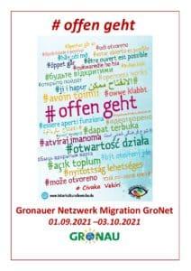 Interkulturelle Woche vom 1.9.-3.10.21 @ Hermann-Löns-Schule in Epe | Gronau (Westfalen) | Nordrhein-Westfalen | Deutschland